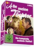 Alle meine Töchter - Die komplette sechste Staffel auf 3 DVDs