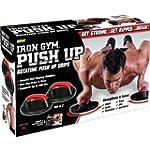 Push Up Pro Iron Gym Workout Pack Spo...