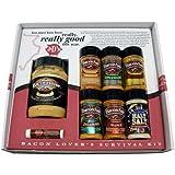 J&D's Bacon Lover's Survival Kit Gift Pack ~ J & D Foods