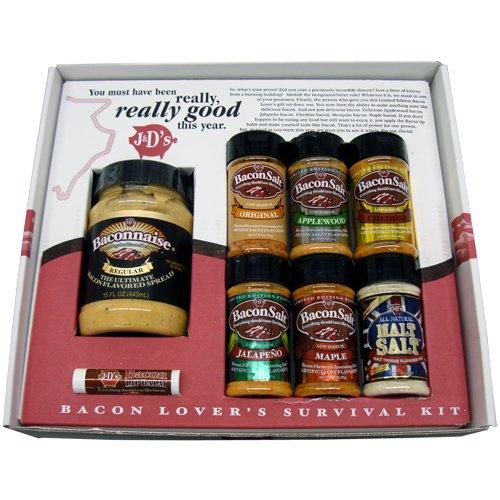 J&D's Ultimate Bacon Lover's Gift Pack (Baconnaise