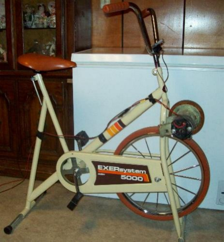 How to Build a 300/400 Watt Pedal Power Exercise Bike, Cheap