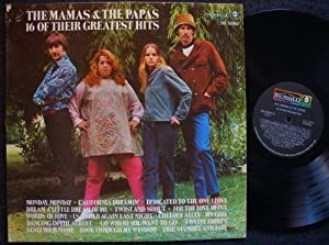 The Mamas & The Papas - All Time Greatest Hits (CD ...