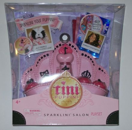 Tini Puppini Sparklini Salon