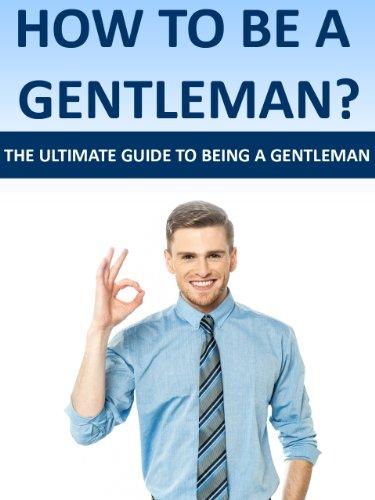 Gentleman's guide to online dating