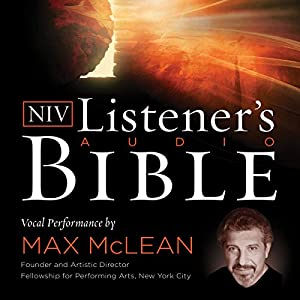 The NIV Listener's Audio Bible Audiobook