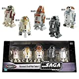 EE Exclusive Star Wars Astromech Droids Pack of 5 - Saga Collection Series 1