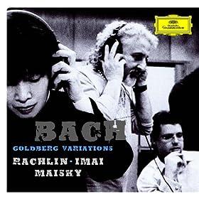 "J.S. Bach: Aria mit 30 Ver�nderungen, BWV 988 ""Goldberg Variations"" - Arranged for String Trio by Dmitry Sitkovetsky - Var. 2 a 1 Clav."