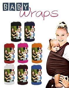 Baby Wraps Black