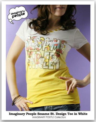imaginary peopleイマジナリーピープル セサミデザインTシャツ