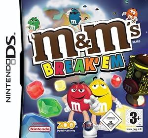 M & M's Break'em (Nintendo DS)