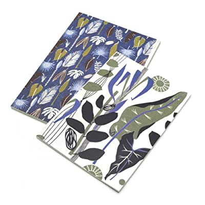 V&A Leaf and Seed Notebook Set ||AFTGD