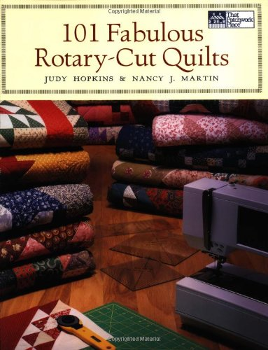 101 Fabulous Rotary-Cut Quilts PDF