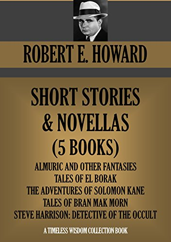 robert e howard essays This carefully crafted ebook: robert e howard ultimate collection – 300+ cult classics, adventure novels, western, horror & detective stories, historical books (including poetry, essays, articles & letters) - all in one volume is formatted for your ereader with a functional and detailed table of contents.