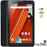 NeuTab® G7 7 Inch Unlocked GSM 4G Quad Core Tablet Google Android 5.1 Lollipop OS IPS HD Display Dual Sim Slot