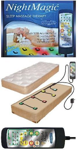 Night Magic Sleep Mattress Therapy For King, Queen, Full & Twin Size Mattresses front-550725