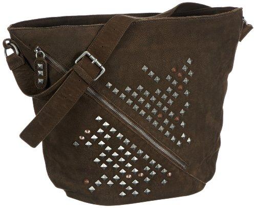 Liebeskind Farina Shoulder Bag Womens Beige Beige (beige) Size: 49x44x3 cm (B x H x T)