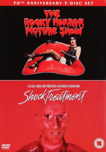 Rocky Horror/shock Treatment Double Pack [Edizione: Regno Unito]