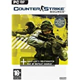 "Counter Strike Source [UK Import] (Inkl Half Life 2 Deathmatch & Day of Defeat) (PC DVD)von ""Valve"""