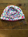 Joules Girls Baby Bonnet Warm Patterned Reversible Infant Hat