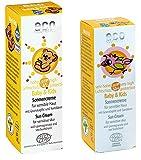 ECO cosmetics Baby & Kids Sonnencreme 50 ml LSF 45