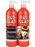 Bed Head By Tigi - Urban Anti-Dotes - Resurrection 3 Tweens Shampoo 750ml & Conditioner 750ml
