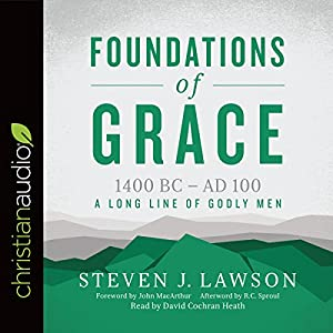 Foundations of Grace CA Audiobook