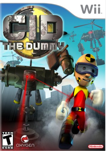 Cid the Dummy - Nintendo Wii - 1