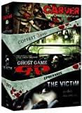 echange, troc Epouvante : The victim + Ghost game + Carver