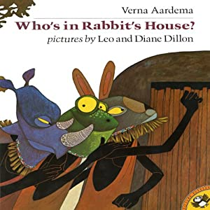 Who's in Rabbit's House? Audiobook