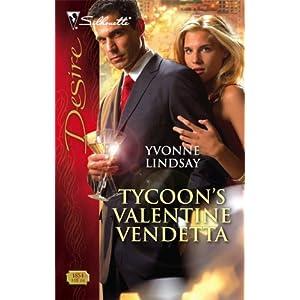 Tycoon's Valentine Vendetta - Yvonne Lindsay