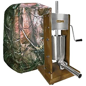 Realtree OutfittersTM 7 lb Vertical Sausage Stuffer by Weston