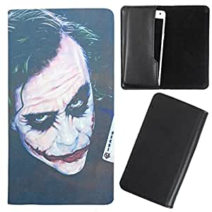 DooDa - For XOLO Win Q900s PU Leather Designer Fashionable Fancy Case Cover Pouch With Smooth Inner Velvet