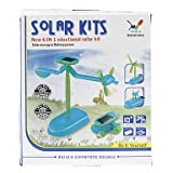 TY 6-In-1 DIY Novelty Upgraded Educational Solar Assembly Toys