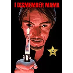 I Dismember Mama (Poor Albert and Little Annie) [VHS Retro Style DVD] 1972