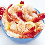 Lobster Gram JSH4 3 LBS OF LARGE COOKED SHRIMP by Lobster Gram