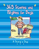 365 Stories and Rhymes for Boys (365 Stories Treasuries)