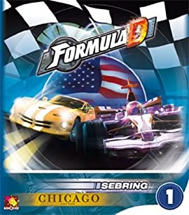 Formula D Expansion 1: Sebring and Chicago