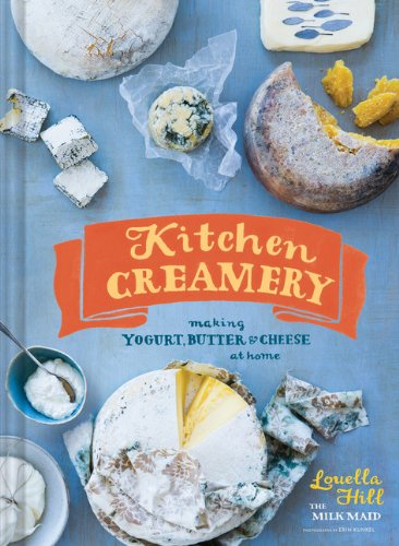 Kitchen Creamery: Making Yogurt, Butter & Cheese at Home (Charleston Kitchen compare prices)