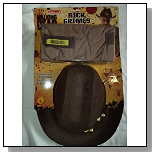 The Walking Dead Rick Grimes Accessory Kit