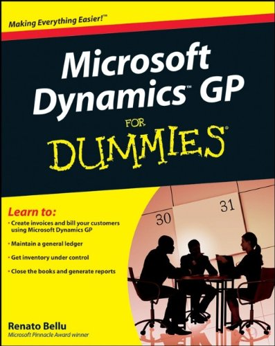 Yes you can download Free Microsoft Dynamics GP For Dummies
