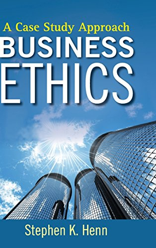 Business ethics case studies for students