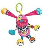Playgro Baby Pink Activity Doofy Dog