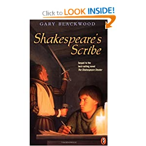 Shakespeare's Scribe (Shakespeare Stealer)