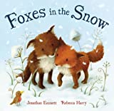 Jonathan Emmett Foxes in the Snow