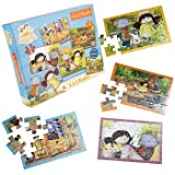 Abney and Teal 4 in 1 Puzzle