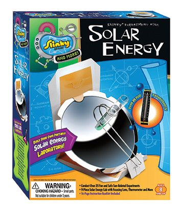 5 Pack POOF PRODUCTS INC./SLINKY SOLAR ENERGY MINI LAB