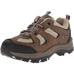 Nevados Women's Boomerang II Low Hiking Trail Shoe, Chocolate Chip/Stone/Lavender
