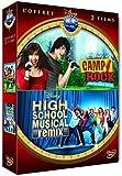 echange, troc Camp Rock + High School Musical : Premiers pas sur scène (Remix)