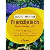 """Audiotrainer Franz�sisch Basiswortschatz. 2 CDs: 1500 W�rter mit Beispiels�tzenvon """"ademo GmbH"""""""