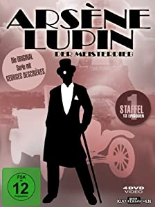 Arsène Lupin - Der Meisterdieb, Staffel 1 (4 DVDs)
